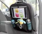 Organizer do samochodu z miejscem na tablet - KioKids 7165