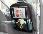 Organizer do samochodu z miejscem na tablet – KioKids 7166