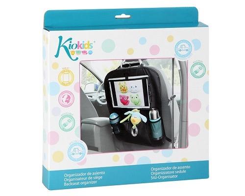 Organizer do samochodu z miejscem na tablet - KioKids 7167