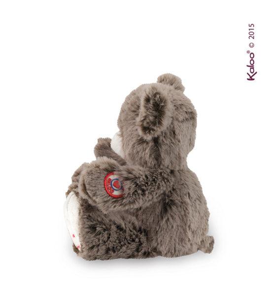 Kaloo Miś czekoladowy brąz 19 cm kolekcja Rouge 6010