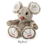 Kaloo Myszka piaskowy beż 19 cm kolekcja Rouge 6013