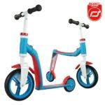 Highwaybaby 2w1 hulajnoga i rowerek 1+ Blue, Scootandride 8974