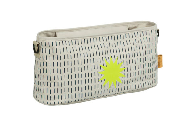 Lassig Casual Label Organizer do Wózka Dots & Strokes sand 10153