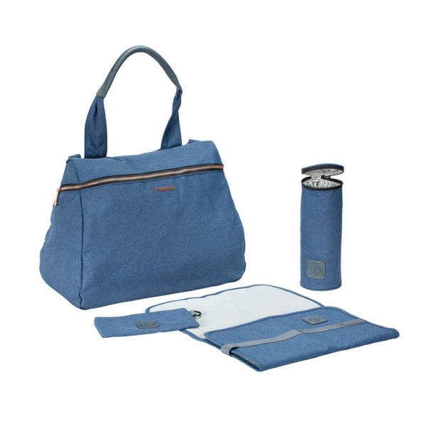 Lassig Glam Label Torba z akcesoriami Rosie Blue 11337