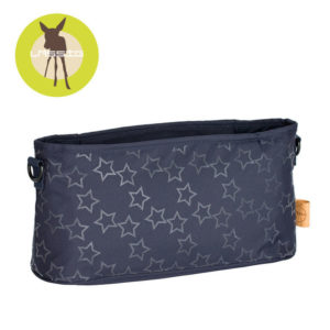 Lassig Casual Label Organizer do Wózka Reflective Star navy 11414