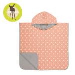 Lassig Ręcznik Poncho Sun 120 x 60 cm UV 50+ 9812