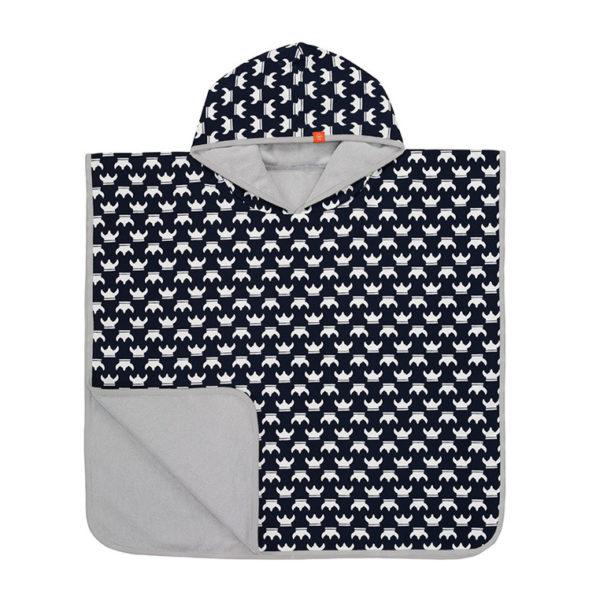 Lassig Ręcznik Poncho Viking 120x60 cm UV 50+ 11709