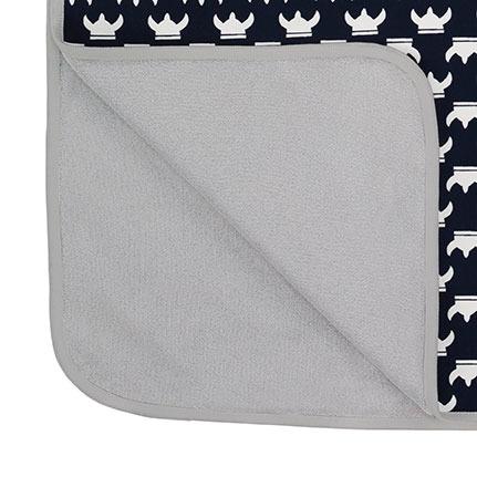 Lassig Ręcznik Poncho Viking 120x60 cm UV 50+ 11710