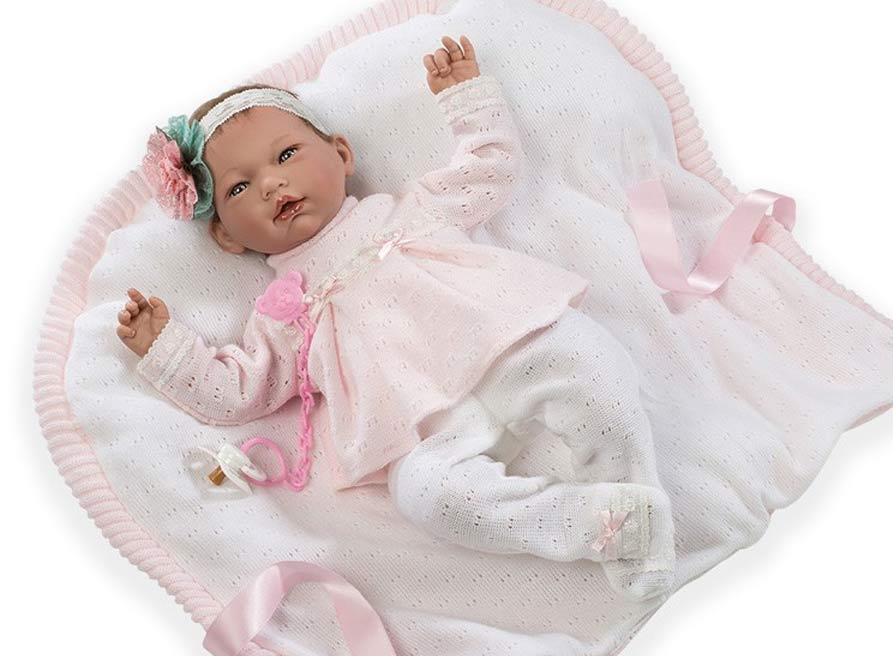 Super Lalka dla dzieci Reborn Ainoa Munecas Guca - YX36