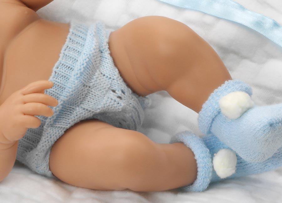 Lalka niemowlak chłopczyk